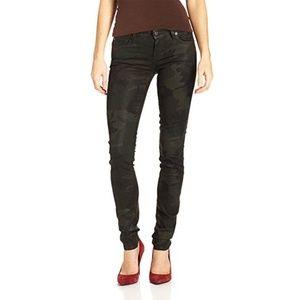 Elizabeth & James Camo Skinny Jeans